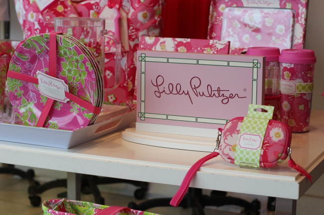 lily pulitzer sign